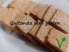Bolacha salgada sem glúten, leite, ovo e soja Quitanda sem glúten