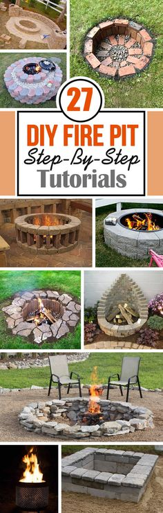 The warm weather will be back before you know it! These easy-to-make DIY firepit ideas are here to make your summer the best one ever: whether you want to cook your food over an open fire or just snuggle up while you drink some beers, these simple projects will make a great addition to your...