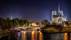The magic side of Paris by Giuseppe Torre on 500px