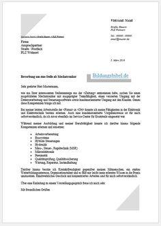 bewerbung kfz mechatroniker bewerbungsschreiben lebenslauf downloaden - Bewerbung Fachkraft Fr Lagerlogistik