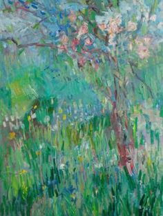 Spring by Lilia Orlova-Holmes