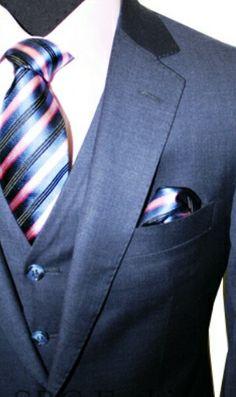 Bresciani Men's Suits – Spring 2013 Collection Sharp Dressed Man, Well Dressed Men, Suit Shirts, Classy Men, 3 Piece Suits, Dress For Success, Suit And Tie, Gentleman Style, Men Looks