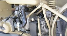 1942 BMW Motorcycles Sidecar Combo - R75