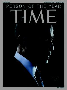 President Barack Obama Is Time's Person of the Year, By Default - Forbes