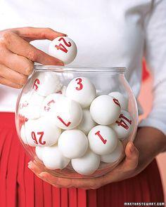 baby bingo, anyone?