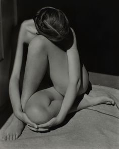 Nude, 1936 by Edward Weston (from the Sir Elton John collection)