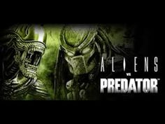 Alien vs Predator 1 Gameplay
