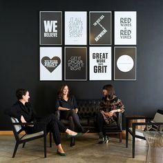 Left to right: Liz Valentine, CEO, Maren Elliott, Chief of Staff, Alicia McVey, Chief Creative Officer