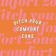 """297 Likes, 3 Comments - Brit + Co (@britandco) on Instagram: """"That's where the magic happens. ✨ Tell us about a time you stepped outside of your comfort zone in…"""""""