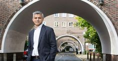 Sadiq Khan, Labour's candidate for London Mayor, grew up on a council estate and says this is why he was able to fulfil his potential