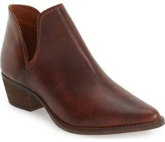 The perfect fall bootie! | Steve Madden 'Austin'.