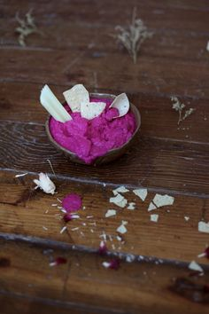 Vibrant Beet Hummus Recipe | Free People Blog. my favorite kind of hummus!
