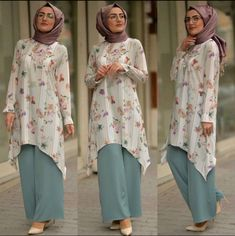 The word conjures up images of gorgeous Muslim girl fashion 201 Muslim Women Fashion, Modern Hijab Fashion, Modesty Fashion, Islamic Fashion, Abaya Fashion, Women's Fashion Dresses, Stylish Dresses, Modest Dresses, Dress Making Patterns