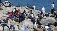 Ventimiglia, ragazzi multati per aver sfamato gli immigrati  http://www.ilmessaggero.it/primopiano/cronaca/ventimiglia_multati_per_aver_sfamato_gli_immigrati-2338491.html