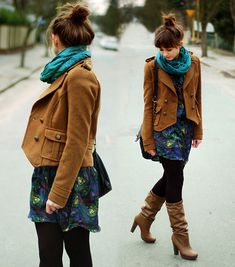 lovin her style! (check out the link to her lookbook)