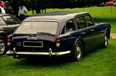 The Lagonda Rapide Shooting Brake, such a great looking car and possibly the epitome of luxury.