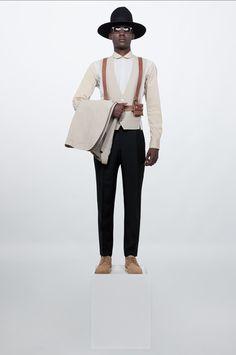 Ozwald Boateng - new favorite designer