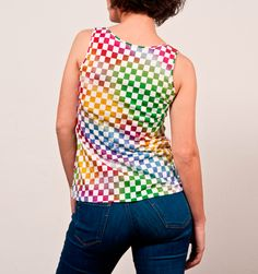 "I´m Choco-late (T-Shirt Aida Muse ""Three"") Latest T Shirt, Muse, Tank Man, Tank Tops, Shirts, Collection, Women, Fashion, Moda"