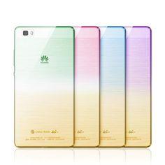 80dba5dae53 Change Color Fundas For HUAWEI Huawa Ascend P20 P10 P9 P8 Lite Pro 2017  Phone Case