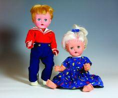 Babydukker 40 og 42 cm Åsmund S. Lærdal