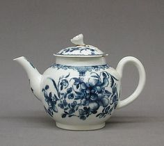 Teapot Factory: Worcester Date: ca.1765–75 Culture: English ...
