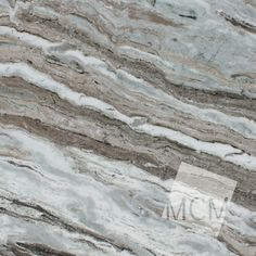 Fantasy Brown - flowing marble for countertops- get it at Miami Circle Marble in Atlanta