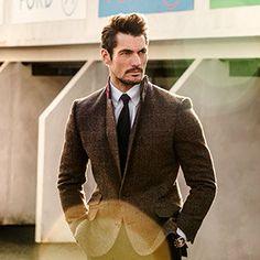 David Gandy | Style & Living | M&S