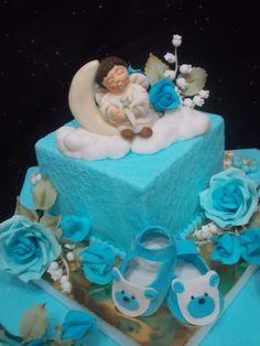 torta battesimo Manuel