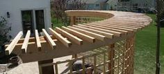 Image result for circular pergola kits