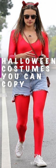 The Best Celebrity Halloween Costumes You'll Want to Copy Best Celebrity Halloween Costumes, Halloween 2017, Girl Halloween Costumes College, Halloween Party, Halloween Decorations, Hallowen Ideas, Halloween Crafts, Holidays Halloween, Simple Halloween Costumes
