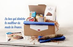 gourmet french food, delivered to your door Cookery Books, Shopping World, French Food, Bon Appetit, Cute Gifts, Cooking Recipes, Gift Wrapping, Treats, Drinks