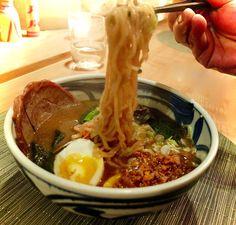 Japanese cuisine - Homemade râmen - www.iloli-restaurant.com