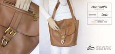 Shopping Loren / Disponible en suela, negro y uva /  Temporada otoño - invierno 2013