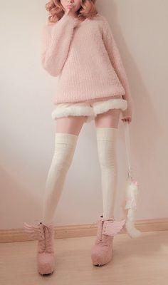 Fairy kei. Sweet fashion