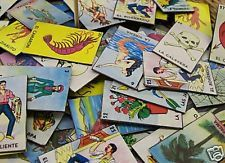 Complete Set of 54 Mexican Loteria Magnets