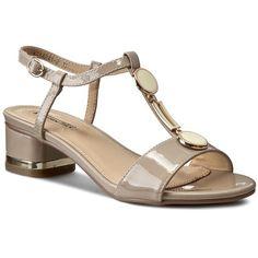 Sandály JENNY FAIRY - WS14241-2 Béžová