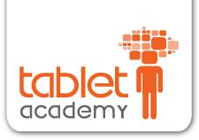 Tablet Academy. The Tablet Academy is the perfect partner for any school or organisation looking to embed mobile technologies into teaching, learning and every day practice. We provide consultancy, training and support for iPads, Windows 8 Tablets and Android devices.  The focus of our support is to empower staff with knowledge and skills that enable them to use tablets to enhance their practice, not to make the focus of their delivery about the IT.