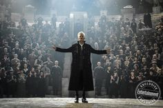 Johnny Depp gives his first in-depth interview on playing the dark wizard Grindelwald in the Harry Potter prequel: 'I went full tilt and headfirst into the character knowing the responsibility that I had' Alison Sudol, Gellert Grindelwald, Crimes Of Grindelwald, Jude Law, Harry Potter Prequel, Harry James Potter, Harry Harry, Johnny Depp, Michael Gambon