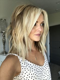 27 cute lob haircut ideas 2020 s best lob haircuts lob hairstyle ideas 8 viva glam magazine™ diy haircut adding … Lob Hairstyle, Long Bob Hairstyles, Hairstyles 2018, Homecoming Hairstyles, Party Hairstyles, Bob Haircuts, Everyday Hairstyles, Hairdos, Hairstyle Ideas