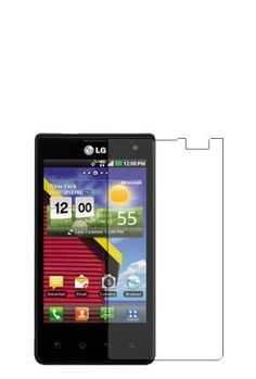 3x LG Lucid 4G VS840 Premium Invisible Clear LCD Screen Protector Kits (3 pieces) $1.84 #topseller