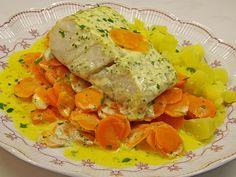 Seelachs auf Senfmöhren, ein leckeres Rezept aus der Kategorie Gemüse. Bewertungen: 81. Durchschnitt: Ø 4,4.
