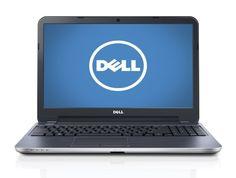 Dell Inspiron 15R i15RM-4634SLV 15.6-Inch Laptop (Moon Silver) 3rd Generation Intel Core i7-3537U Processor (4M Cache, up to 3.1 GHz). 8 GB DDR3 RAM. 1 TB 5400 rpm Hard Drive. 15.6-Inch Screen. Windows 8.  #Dell #Personal_Computer