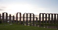Roman Aquaduct, Merida