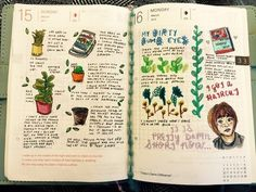 Картинка с тегом «личный дневник, артбук, and смэшбук»