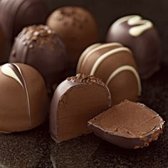 Chocolate | Will the Real Chocolate Truffle Please Stand Up?