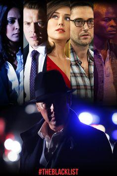 The Black List_1ª Temporada. Suspense, ação e muito mistério ...