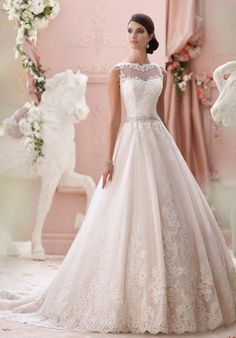 A-line silhouette with natural waist style   David Tutera for Mon Cheri   https://www.theknot.com/fashion/115244-seraphina-david-tutera-for-mon-cheri-wedding-dress   https://moncheribridals.com/collections/wedding-dresses/david-tutera-for-mon-cheri/?utm_source=theknot.com&utm_medium=referral&utm_campaign=theknot&utm_content=gallery