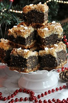 Polish Desserts, Polish Recipes, Polish Food, Cheesecake Pops, Breakfast Recipes, Dessert Recipes, Cake Hacks, Love Food, Vegan Recipes