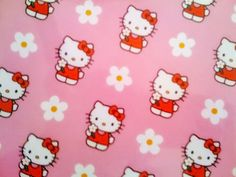 Hello Kitty scrapbook paper