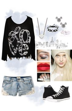 """""""Untitled #175"""" by calijoy12 ❤ liked on Polyvore"""